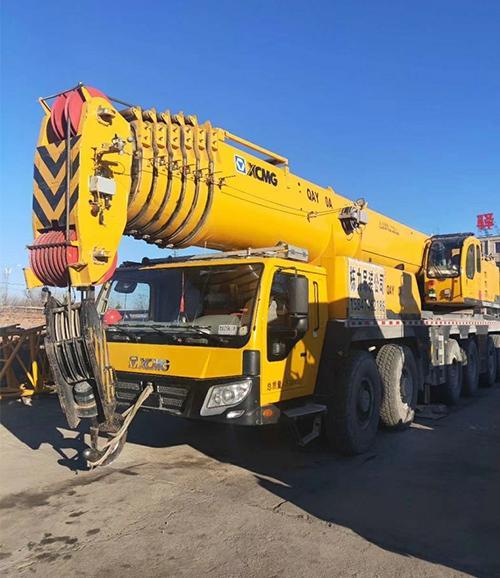 乌兰察布130吨重型吊