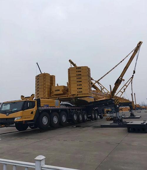 乌兰察布200吨重型