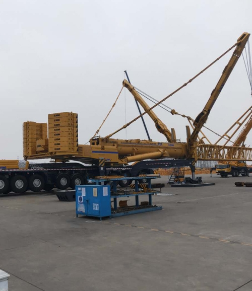 乌兰察布260吨大吊车