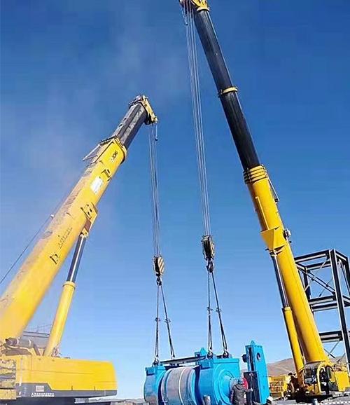 乌兰察布260吨重型吊