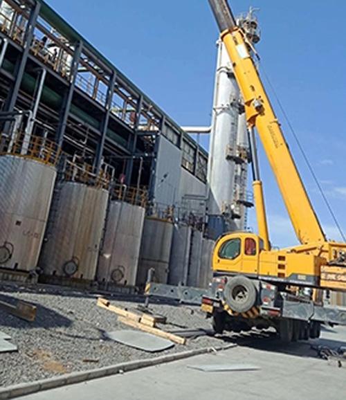 乌兰察布500吨重型吊