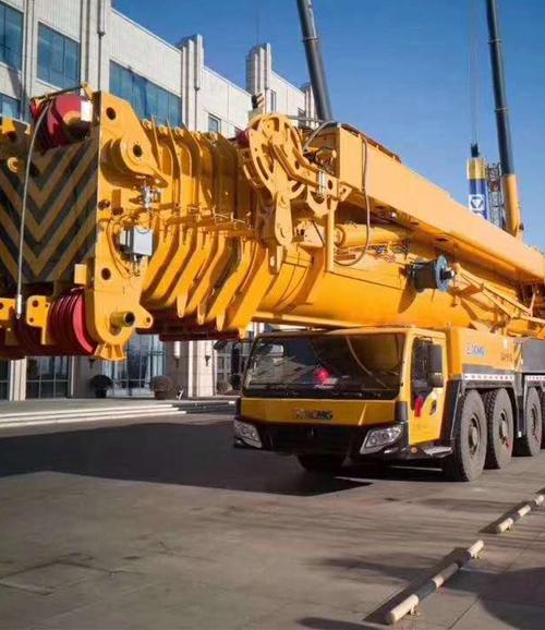 乌兰察布600吨吊车
