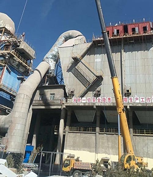 乌兰察布650吨重型