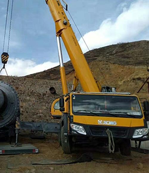 乌兰察布650吨重型吊