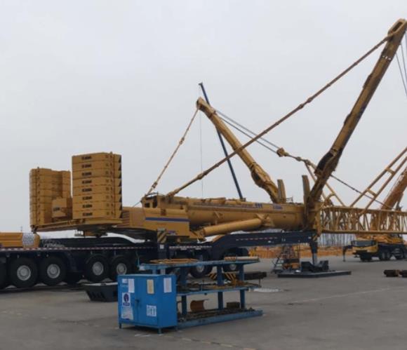 许多企业在施工过程中选择与集宁吊装机械租赁公司合作